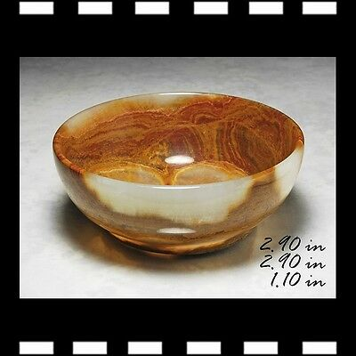 Bowl Onyx Carving Pakistan Minerals Crystals Gems