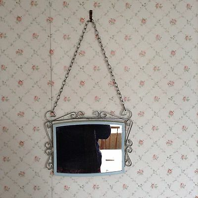 Vintage Double Sided Mirror 1950S Or 60S