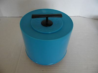 Vintage 45 RPM Tune Tote (Hartzell) Teal
