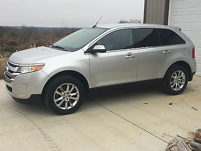 2013 Ford Edge Limited 2013 Ford Edge Limited AWD
