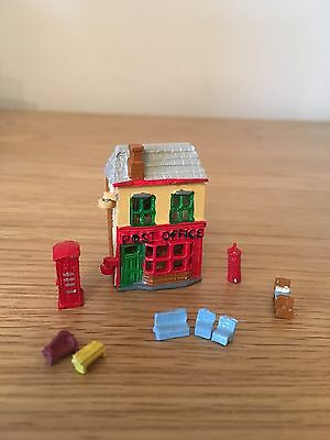 Warwick Miniature Post Office For Dolls House