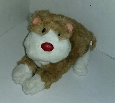 Vintage Big Comfy Couch Snicklefritz Cat Plush 1995 Commonwealth