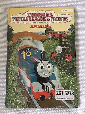 Sealed Thomas the Tank Engine 1995 Annual - Collector's Item