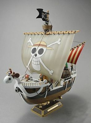 One Piece Anime Going Merry Model LARGE Ship Figure Monkey Luffy D