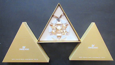 S.C.S. Members Only, Limited Edition, 2010, Large Gold Star, incl. both boxes.