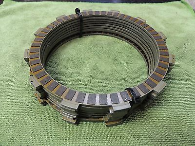 Harley twin cam Clutch Friction Discs / steel plates 37932-98 & 37913-98