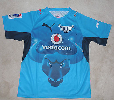 The Bulls Super Rugby Shirt Size Large South Africa Pretoria