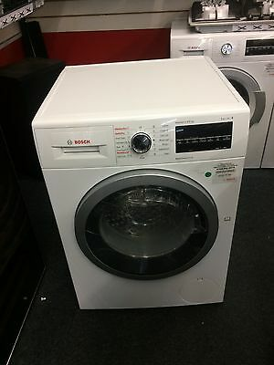 Bosch WVG30461GB Serie 6 Free Standing 8Kg 1500 Spin Washer Dryer