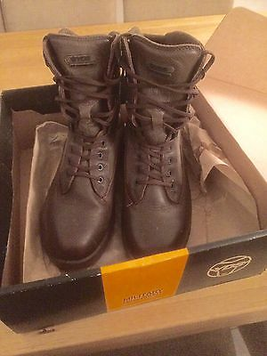 British Army & Cadets Genuine Issue Lightweight YDS Patrol Boots Size 10m