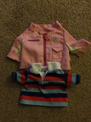 Lovely BABY BORN Doll ~ OUTFIT Suit CLOTHES Jacket