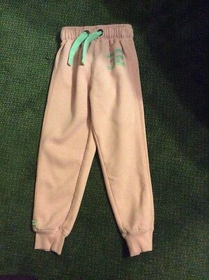 Warm Winter Pants 8 Years Pink turquoise 32 on the side BNWOT Next
