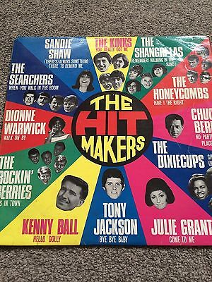 The Hit Makers various Artists Album Vinyl LP