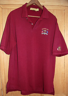 Original Ryder Cup 1995 embroidered polo shirt
