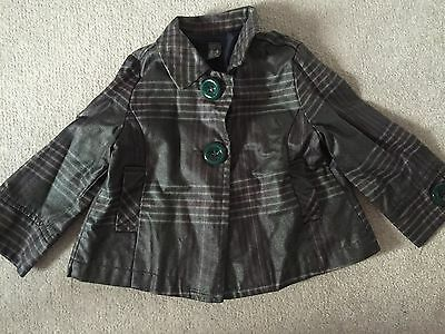 Zara Girls Jacket 3-4 Years