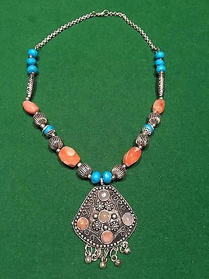 Akha Hill Tribe Handmade Necklace from Thailand