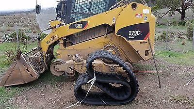 Cat 279C-2 Rubber Track  14 months warranty 1200hrs