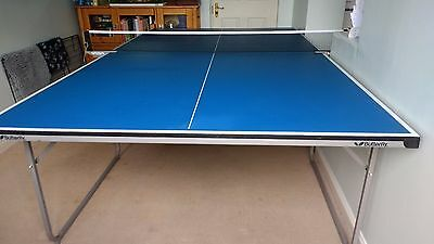 Butterfly Compact 19 full size indoor table tennis table