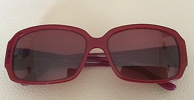 Red Guess Sunglasses