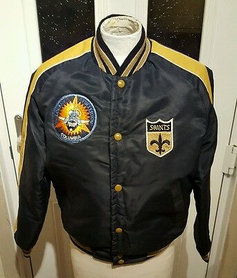 Vintage Stahl Urban Official NFL New Orleans Saints jacket American Football