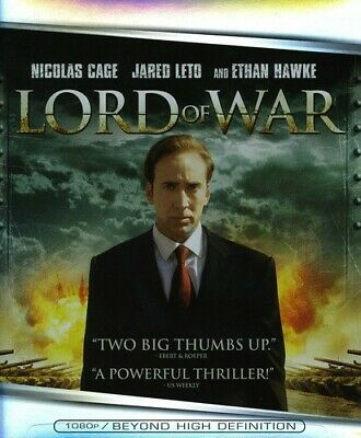 Lord of War [New Blu-ray] Dolby, Subtitled, Widescreen