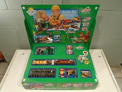Lehmann Train Set Outdoor Action Set G scale no.92785 Toy Train LGB Great Shape