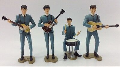 The Beatles Figures Dolls Statue Revell Resin Replicas