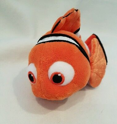 Finding Nemo New Soft Plush Toy Disney Store Exclusive New