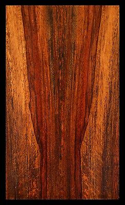 Stabilized East Indian Rosewood Knife Scales - Gun Grips - 1947