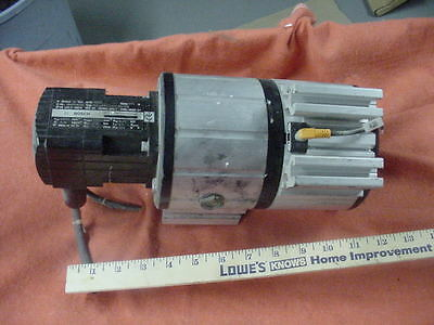 Bosch Rexroth CNC Indexer Harmonic Drive Assembly w/Servo Free Shipping!
