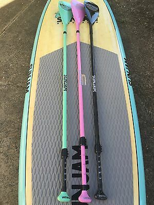 Adjustable  SUP Stand up CARBON PADDLE