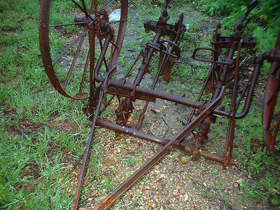 Antique Plow Horse Drawn