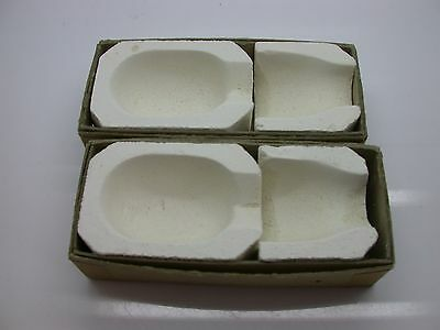 Two Casting Molds For Watch Repair - 7EE