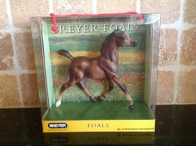 NEW ~ Breyer ~ No. 1178 Footloose-Running Foal ~ Traditional