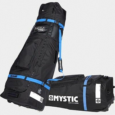 "Mystic Golfbag Pro Deceiver  Kiteboard Travel Bag ""golf"" 150cm w/Wheels - NEW"