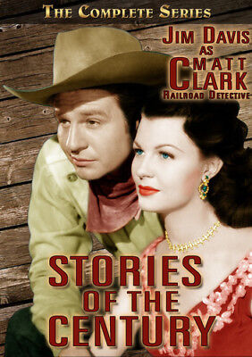 Stories of the Century: The Complete Series [New DVD]