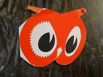 Vintage Needle Book Advertising for Red Owl Grocery Stores