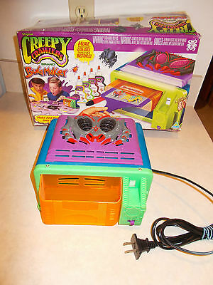 Toy Max Creepy Crawler 2001 Bug Maker Opened Box Creepy Crawlers