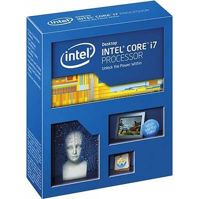 Intel Core i7 5930K       2011-3  15MB 3,5GHz boxed
