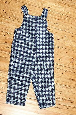 NEW w/o Tags Vintage Health-tex Stantog Made in USA Bib Corduroy Pants Size 3T