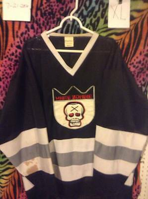 white zombie jersey
