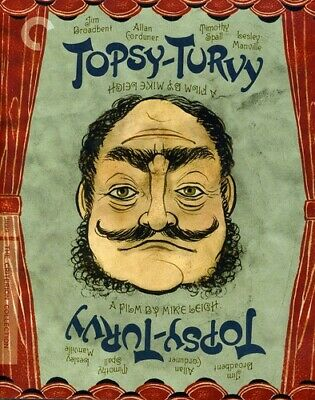 Topsy Turvy (Criterion Collection) [New Blu-ray] Special Edition, Widescreen,