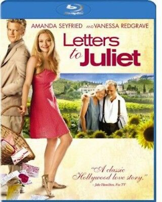 Letters to Juliet [New Blu-ray] Ac-3/Dolby Digital, Dolby, Digital Theater Sys