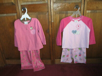 Girl's CARTER'S Pajama Lot/Size 4T     (NWT)