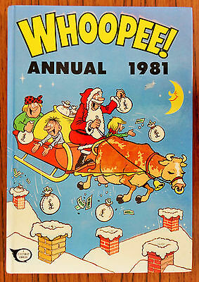 Vintage Annual 'Whoopee' 1981 Excellent Condition.................