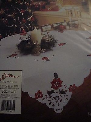 Christmas table cloth NEW IN PACK