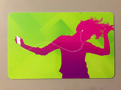 New Authentic US $15 Apple iTunes Gift Card iphone ipod