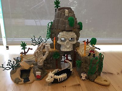 Imaginext Phantom Island By Fisher Price