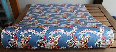 Bulk Roll Wrapping Paper-Gifts-Counter-Roll-Christmas-Santa Clause-Bulk