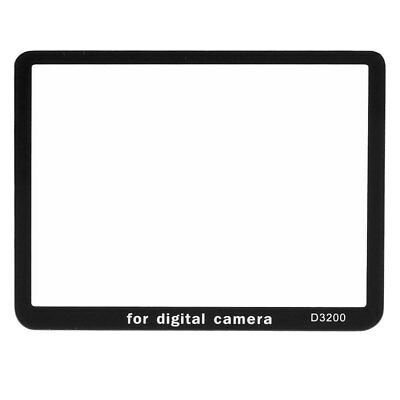 Clear LCD Screen Protector Guard Shield Film for Nikon D3200 DSLR Camera Using