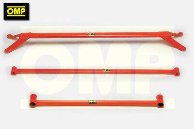OMP STRUT BRACE COMBO 3 SET FOR VW GOLF MK1 GTi